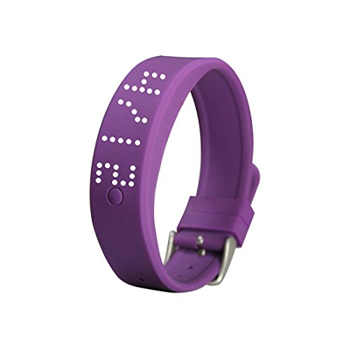 Fitness Armband Silikagel Track Schrittzähler Schlafanalyse Bluetooth Smart Armbänder B6