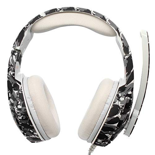 Cosmic Byte H3 Gaming Headphone with Mic for PC, Laptops, Mobiles, PS4, Xbox One (Camo Black) Image 3
