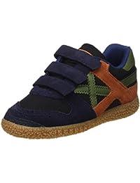 Munich Mini 1359, Chaussures de Randonnée Mixte Enfant - - Multicolore (Multicolore), 38 EU