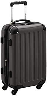 HAUPTSTADTKOFFER - Alex- Carry on luggage On-Board Suitcase Bag Hardside Spinner Trolley 4 Wheel Expandable, 55cm, graphite (B00L2CY4UC)   Amazon price tracker / tracking, Amazon price history charts, Amazon price watches, Amazon price drop alerts