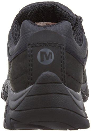 Merrell Moab Rover, Chaussures de Randonnée Basses Homme Black