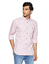 French Connection Mens Slim Fit Casual Shirt (52ISV/1_Sgs-68_L)