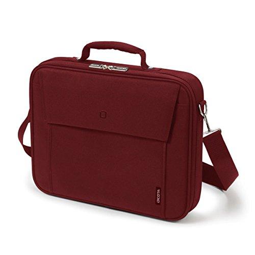Dicot Multibase D30920 Notebooktasche von 35,6 cm (14 Zoll) bis 39,6 cm (15,6 Zoll) rot