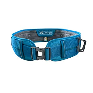 Kurgo Hands Free Dog Running Belt   Leash Waist Belt for Dogs   Crossbody Walking Belt for Dogs   Reflective   MOLLE Compatible   for Jogging and Hiking   RSG Utility Belt and Sling Thing