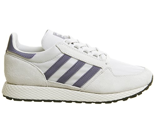 adidas Damen Forest Grove W Fitnessschuhe, Weiß (Balcri/Blanub/Negbás 000), 38 EU