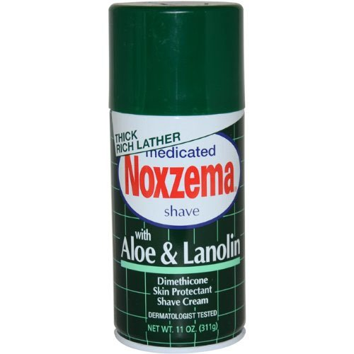 Ever Ready Noxzema Shave with Aloe and Lanolin