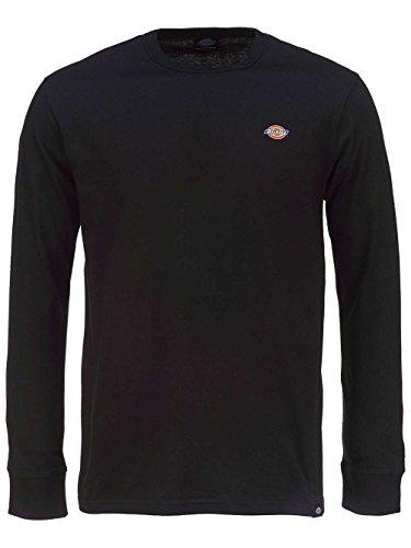 Dickies Damen Langarmshirt Round Rock Schwarz (Black BK)