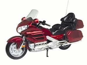HONDA - Maqueta de motocicleta escala 1:6 (Motormax 76264)