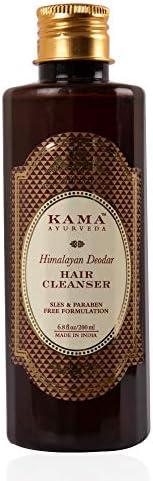 Kama Ayurveda Himalayan Deodar Hair Cleanser (Shampoo), 200ml