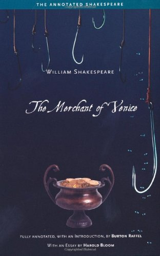 The Merchant of Venice (The Annotated Shakespeare)