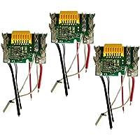 FLAMEER Módulo de Circuito de Protección de Iones Carga Herramienta Césped de Patio Decorativa