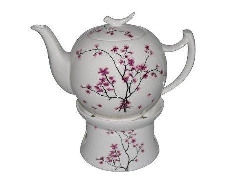 TeaLogic Bone China Teekannen-SET