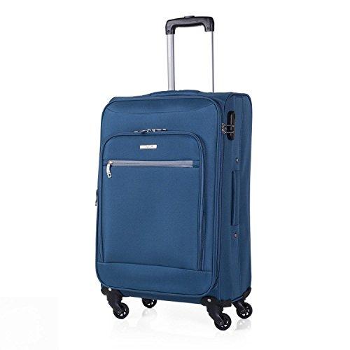 Trolley marca Itaca Expansible - Azul