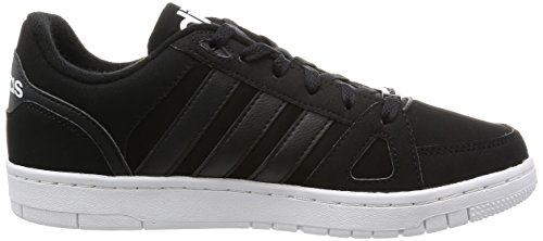 adidas neo HOOPS TEAM Sneaker Herren core black-core black-ftwr white