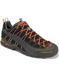 Zapatillas de aproximación La Sportiva Hyper negro para hombre Talla 41,5 2016 Calzado