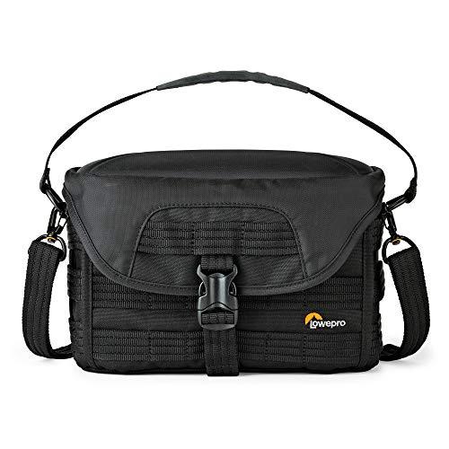 Lowepro 120 AW ProTactic Shoulder Bag for Camera - Black Lowepro Dslr Video