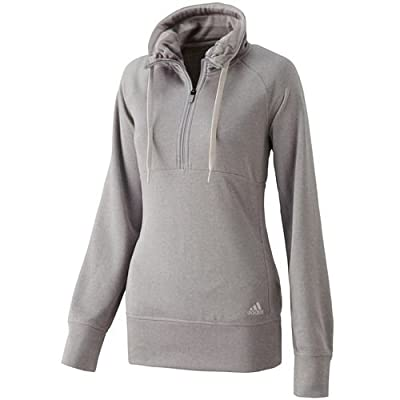 adidas Women's Ultimate Climawarm 1/2 Zip Fleece Pullover