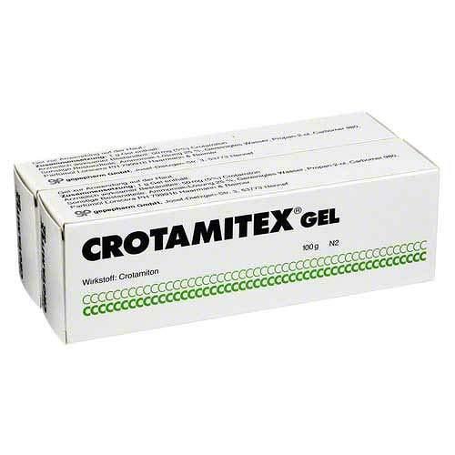 CROTAMITEX Gel 200 g Gel