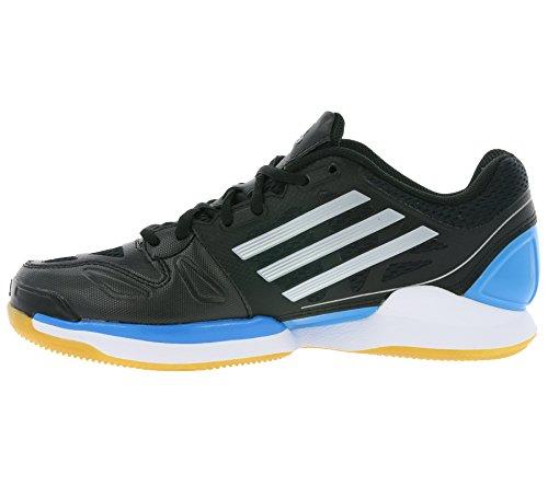 adidas Performance adizero Crazy Volley Pro Schuhe Damen Volleyball-Schuhe Sportschuhe Schwarz F32316 Schwarz