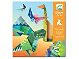 Origami facile Dinosaures - Djeco...