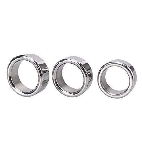 """Sexe life Edelstein-Klon Penis Loop Penis-Enhancement Ring1.02/1.11""""/1.18""""(Choose die Größe),3pcs"""