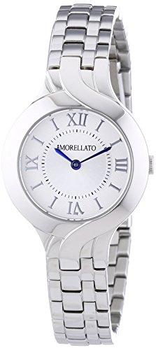 Morellato r0153117505 - orologio da polso donna, al quarzo, analogico, in acciaio inox