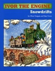 Ivor the Engine : snowdrifts