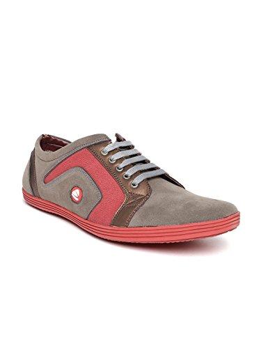 Duke Men Brown Casual Shoes