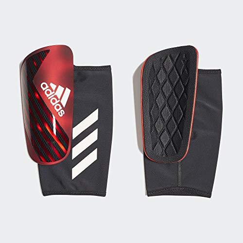 adidas Unisex- Erwachsene X Pro Schienbeinschoner, Active Red/Black/Off White, M