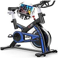 Monociclos Bicicleta de Deporte Fitness Fitness pérdida de Peso Fitness Bike Indoor aeróbic Bicicleta (Color : Blue, Size : 92 * 55 * 109 cm)