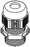 obo-bettermann System conex. IJF. M25–Kabelverschraubung v-tec-vm hellgrau