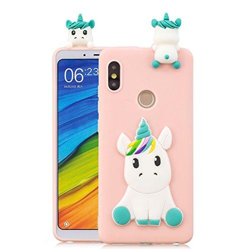 Leton Funda Xiaomi Redmi Note 6 Pro Unicornio