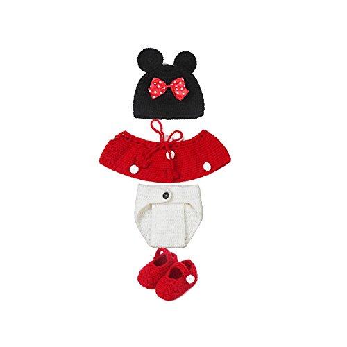 New Born Kostüm - Andy's Share Neugeborene Schätzchen Baby Mädchen