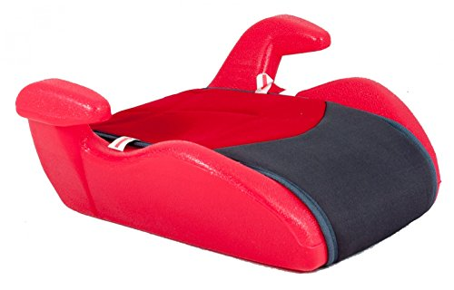 Autokindersitz United-Kids Belina Semi Gruppe II/III 15-36 kg Farbe:Rot-Grau