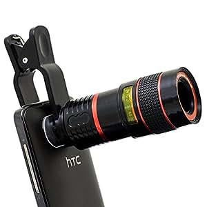 Vomoco VS3 8X Zoom Telescope Universal Camera Lens for All Smartphone Device (Random Colour)