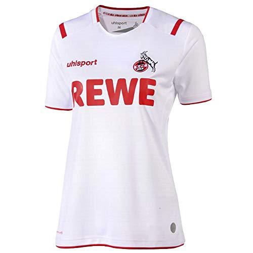uhlsport GmbH 1.FC Köln Heimtrikot Damen19/20 Größe L weiß