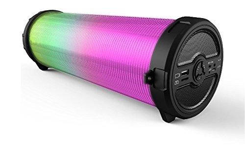 iDance Cyclone 301 Altavoz Portátil Bluetooth Estéreo 50W Negro - Altavoces Portátiles...