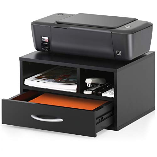 FITUEYES Madera Soporte para Impresora DO304002WB