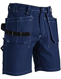 Blakläder kurze Arbeitshose Shorts Handwerker 1534, Farbe:marine;Größe:50