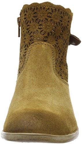 Tamaris 25320, Bottes Classiques Femme Beige (Cuoio 455)