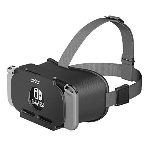VR Labo pour Nintendo Switch, OIVO 3D Labo Lunettes de réalité virtuelle VR Casque pour Youtube &...