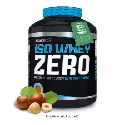 Biotech USA Iso Whey Zero, Haselnuss, (1 x 2.27 kg) - 1 Haselnuss