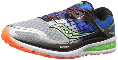 Saucony Triumph Iso 2 - Zapatillas de Running para Asfalto Hombre, Azu