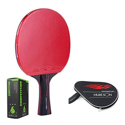 Professioneller Tischtennisschläger, der chinesische Champion unter den Tischtennisschlägern, Lang