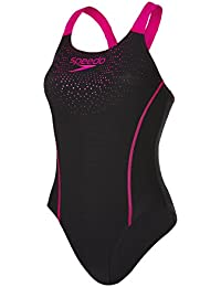 Speedo Damen Sports Logo Medalist Swimwear