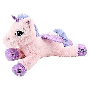 Sweety Toys- Unicornio, Color Rosa.