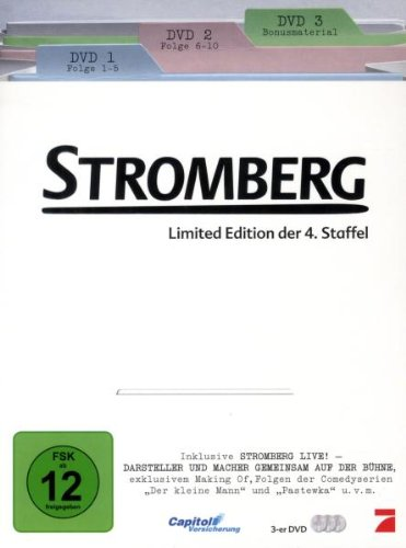 Staffel 4: Limited Edition (3 DVDs)