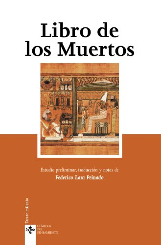 Libro de los muertos/ Book of The Dead: Estudio Preliminary