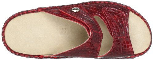 Hans Herrmann Collection 022412-70, Mules femme Rouge (Rot)