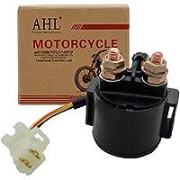 AHL- Motocicleta Solenoide Relé De Arranque para HYOSUNG MS1-125 MS1 125 MS3-250 MS3 250 RT125 RT125D